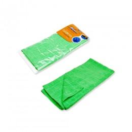 Салфетка из микрофибры зеленая (50*70 см)