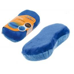 Губка для мытья из микрофибры Восьмерка (24*11 см)