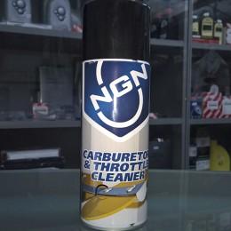 CARBURETOR & THROTTLE CLEANER Очиститель карбюратора (аэрозоль) 400ml