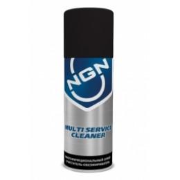 MULTI SERVICE CLEANER (Brake Cleaner) Многофункциональный спрей очиститель-обезжириватель 500ml