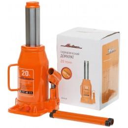 Домкрат бутылочный 20т S (MIN - 235 мм, MAX - 440 мм)