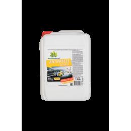 Антифриз GreenCool GC4010 G11, 10 кг (жел.)