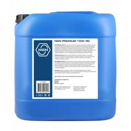 10W-40 PREMIUM SL/CF 60л (полусинт. мотор. масло)