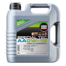 0W-16 SPECIAL TEC AA SP 4л (НС-синт.мотор.масло)