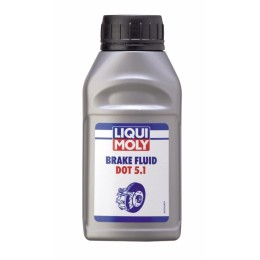 Жидкость тормоз. Brake Fluid DOT 5.1 (0,25л)
