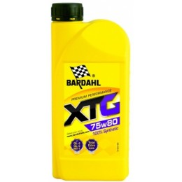 75w80 XTG GL4/GL5/MT-1 1L (синт. трансмисионное масло)