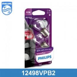 Комплект ламп 12V P21W BA15s Vision Plus