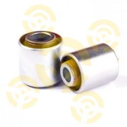 Комплект полиуретановых сайлентблоков задней подвески, малого поперечного рычага, 2 шт