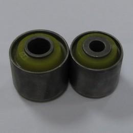 Комплект полиуретановых сайлентблоков задней подвески, верхней продольной тяги, из 2 шт