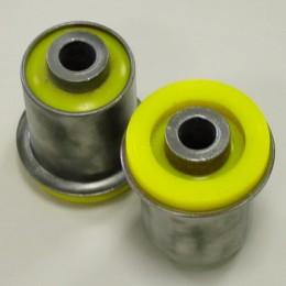 Комплект полиуретановых сайлентблоков задней подвески, верхнего рычага, из 2 шт